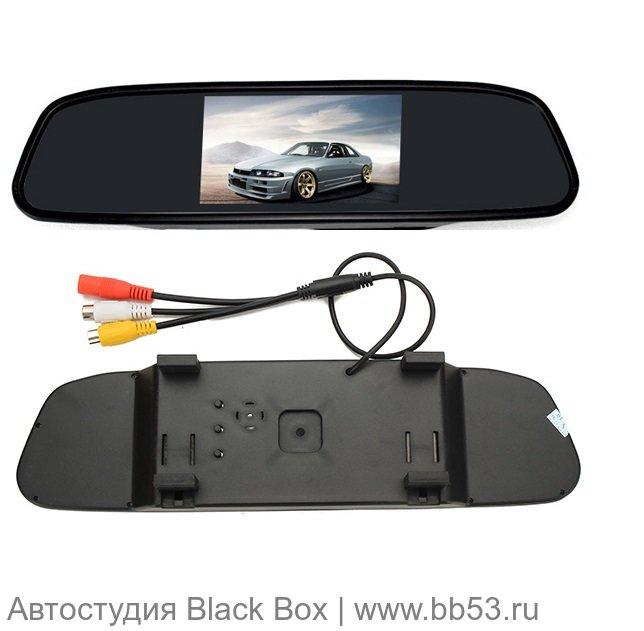 Мониторы и зеркала для камер