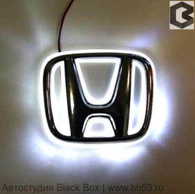 Светодиодные эмблемы авто